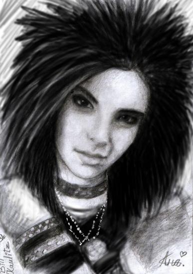 Bill Kaulitz by alimartin